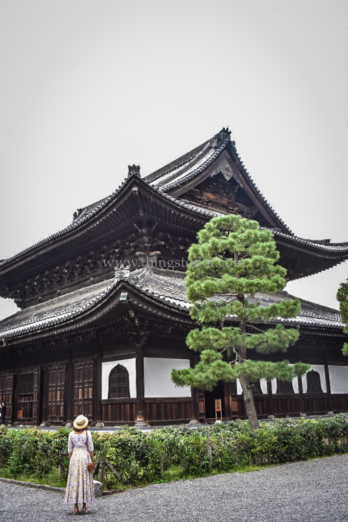 Kenin-ji Temple, Kyoto