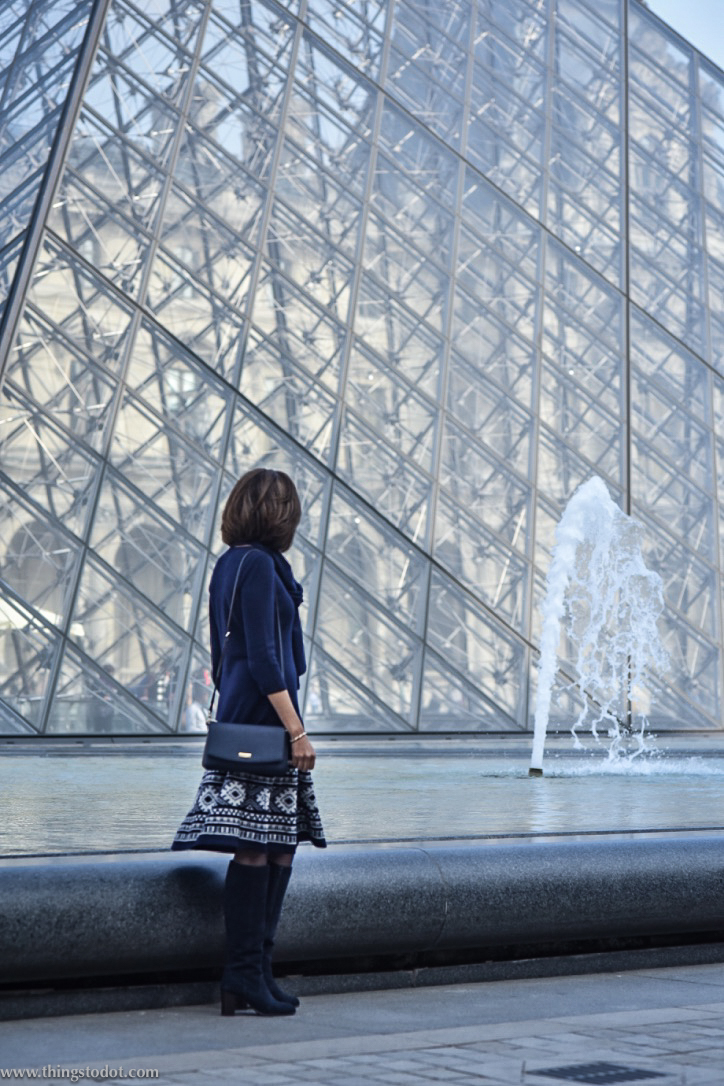 Le Louvre, Paris, France. Photo: Nina Shaw. Image©www.thingstodot.com.