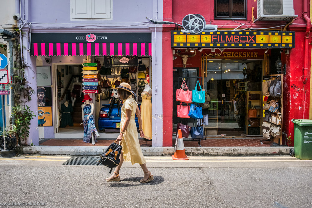 Arab street, Singapore. Photo: Aik Beng Chia.Image©www.thingstodot.com.