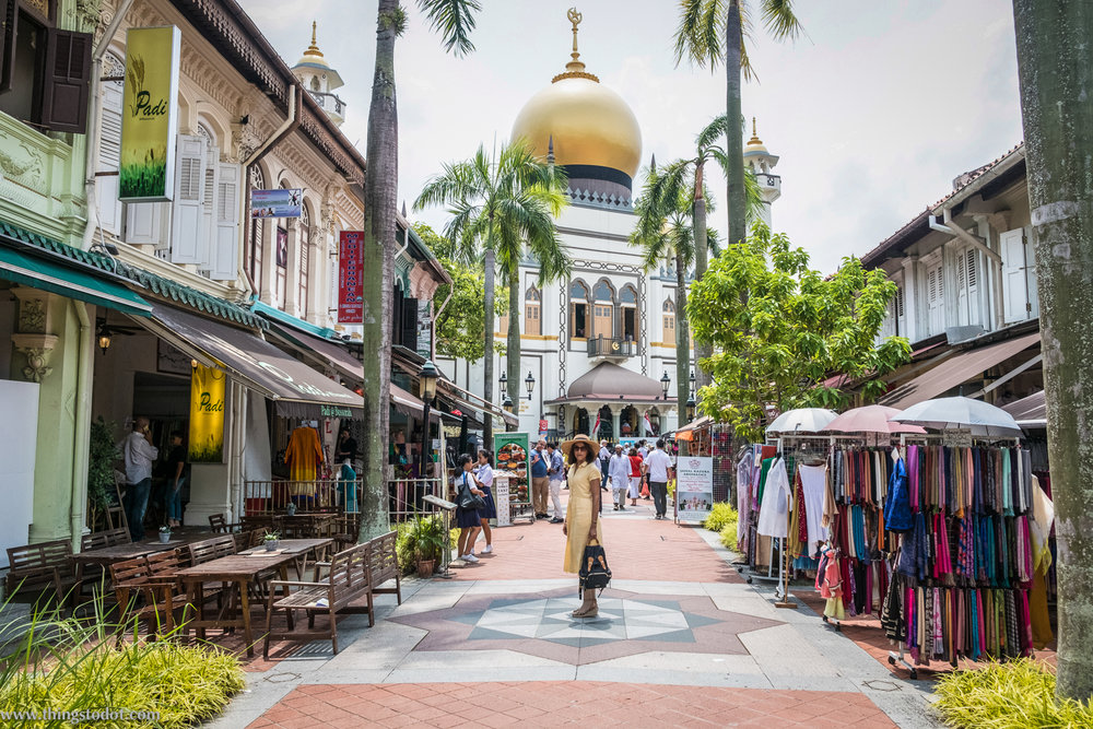 Arab street, Singapore. Photo: Aik Beng Chia. Image©www.thingstodot.com.