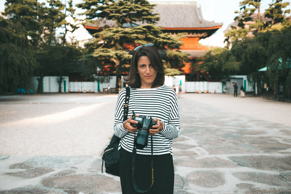 Zozo-ji temple, Daimon, Tokyo. Image©www.thingstodot.com.