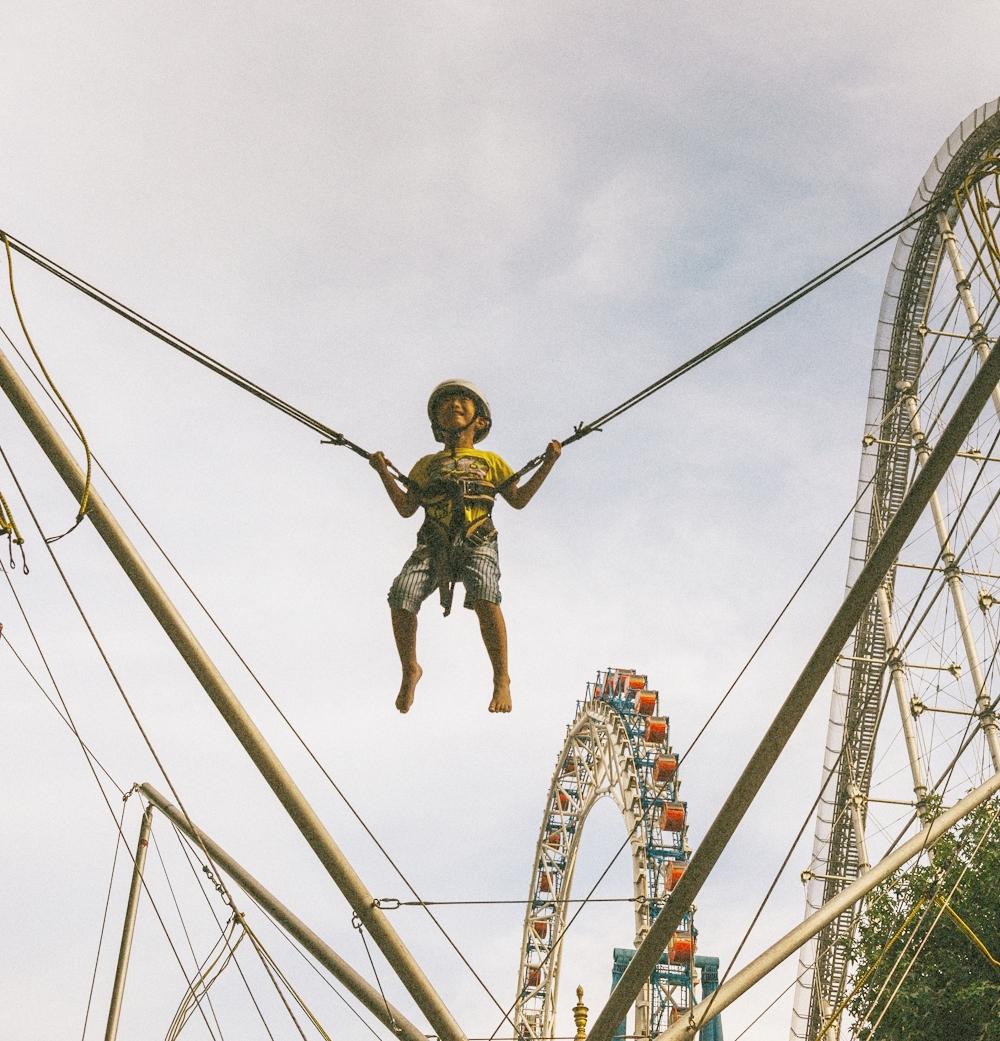 LaQua Entertainment Park, Korakuen, Tokyo, Japan. Image©www.thingstodot.com.