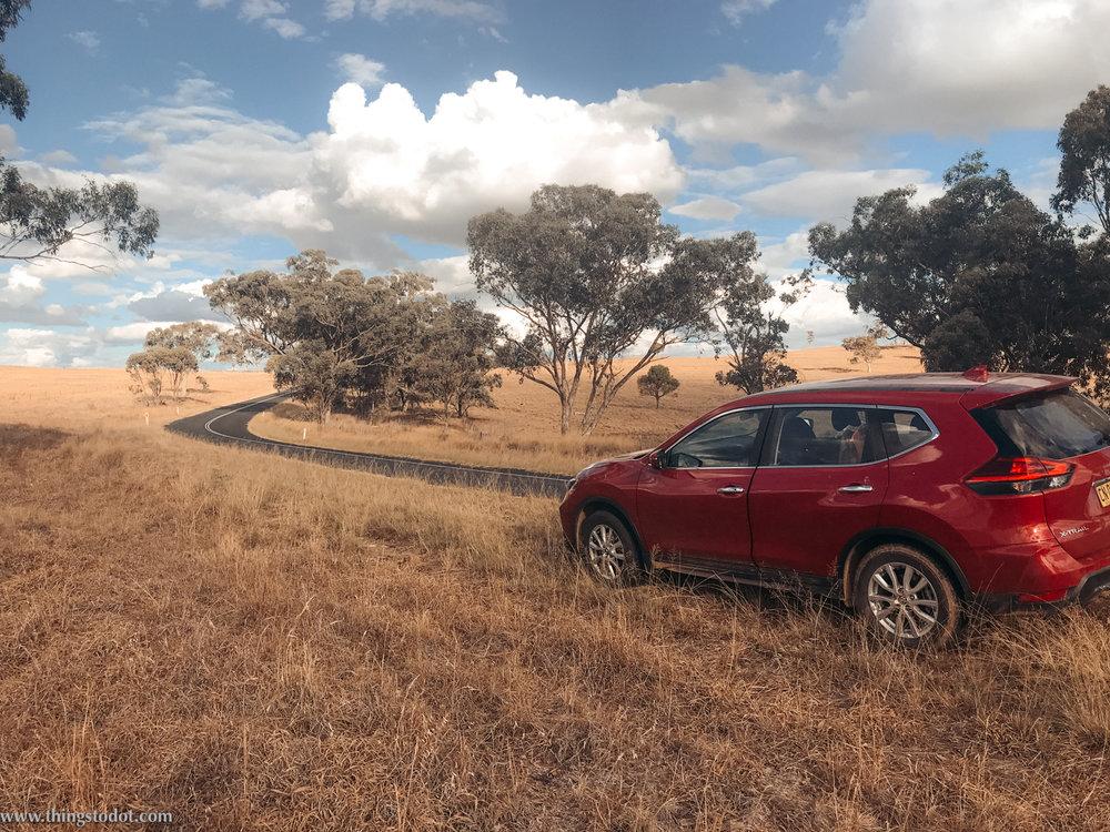 Mudgee to Quirindi, road trip, New South Wales, Australia. Image©www.thingstodot.com.