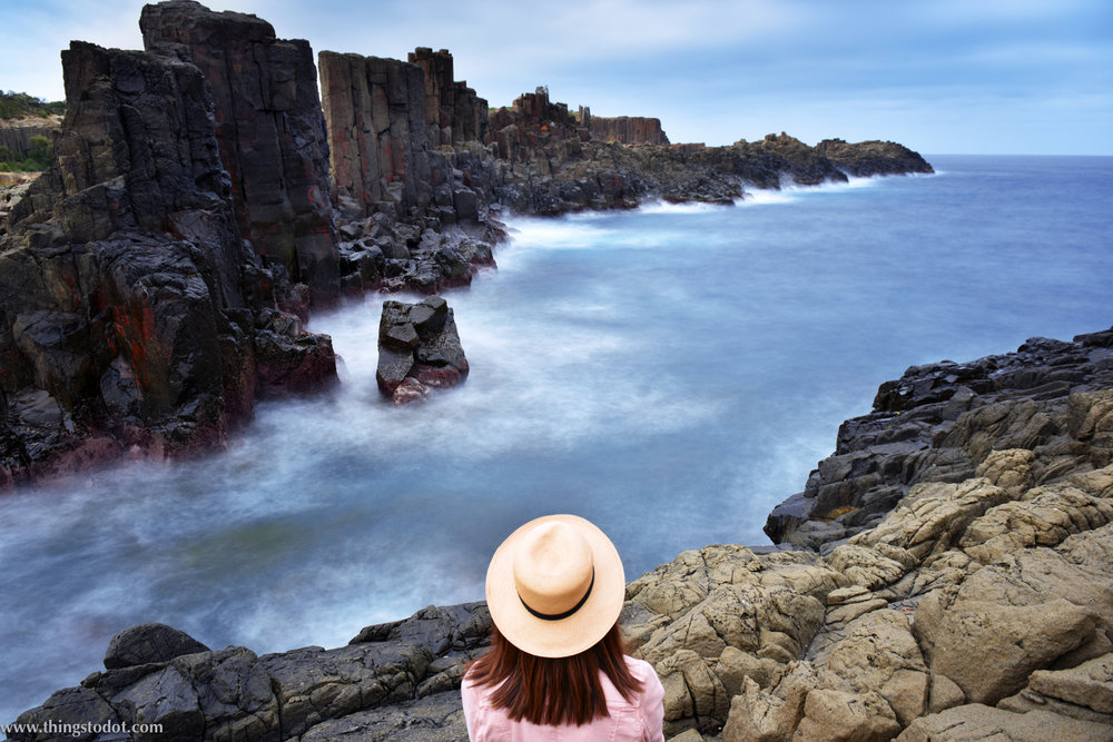 Bombo Quarry, Kiama, NSW, Australia. Photo: Brad Chilby (http://chilby.com.au). Image©www.thingstodot.com.
