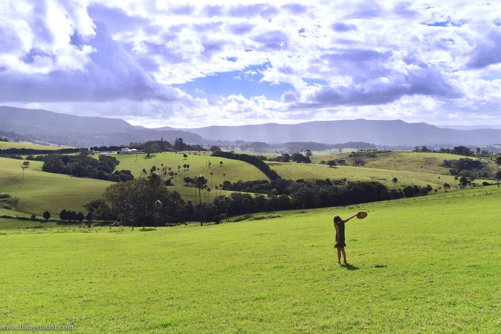 Jamberoo Valley, New South Wales, Australia. Photo: Brad Chilby (http://chilby.com.au). Image©www.thingstodot.com.