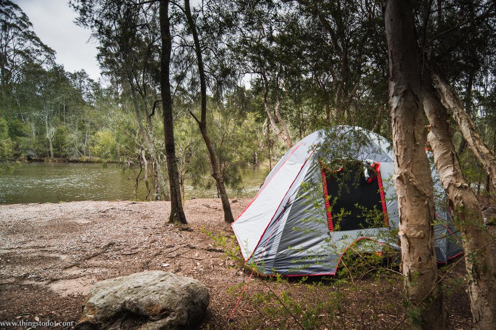 Jervis Bay Cabins & Hidden Creek Caravan Park, Jervis Bay, New South Wales, Australia. Image©www.thingstodot.com. Photo: Gunjan Virk