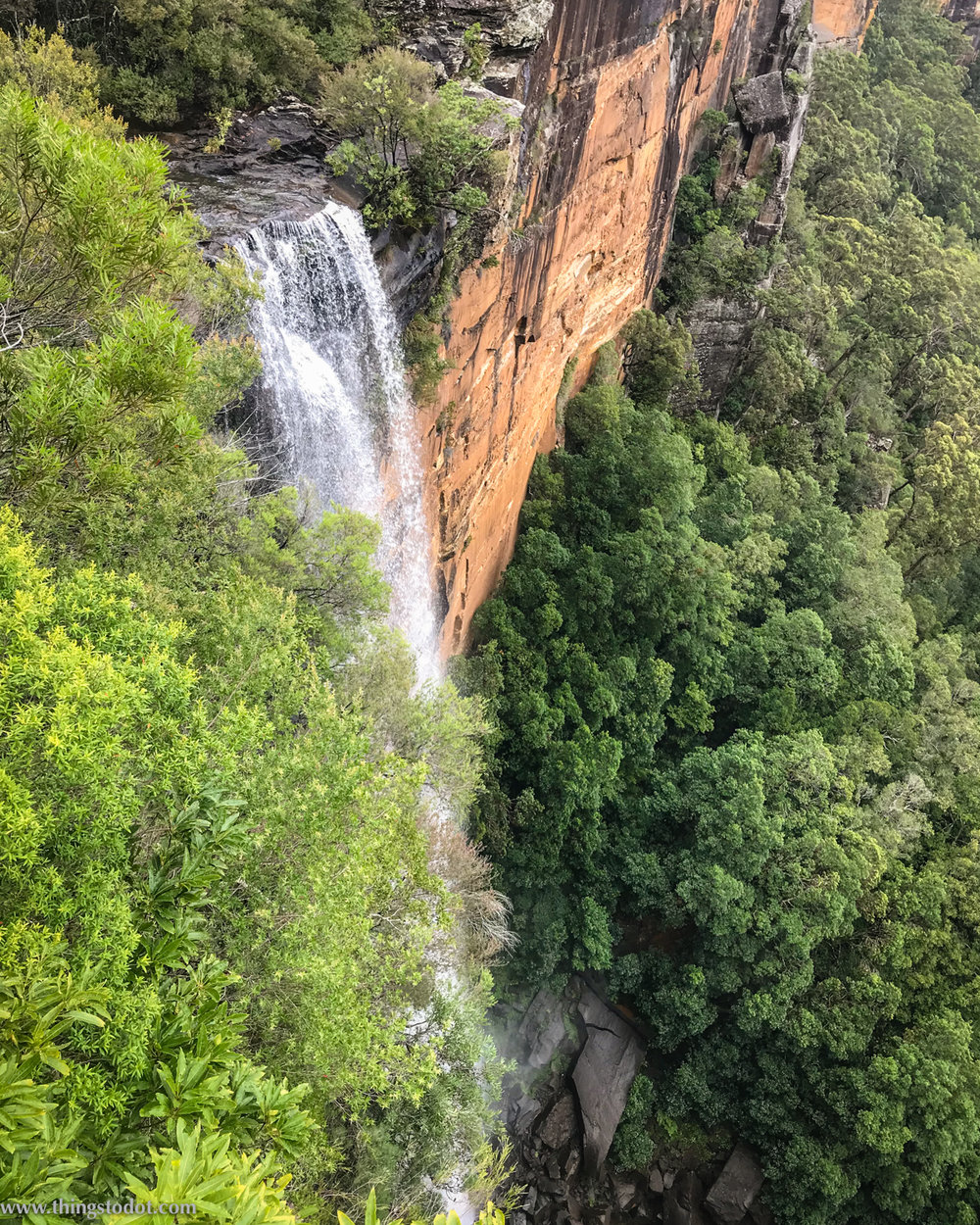 Fitzroy Falls Lookout, Southern Highlands, NSW, Australia. Photo:Gunjan Virk. Image©www.thingstodot.com.
