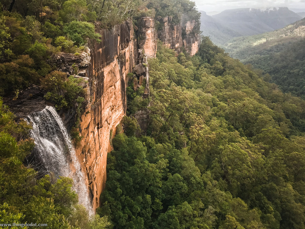 Fitzroy Falls, Southern Highlands, NSW, Australia. Photo:Gunjan Virk. Image©www.thingstodot.com.