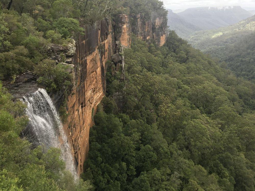 Fitzroy Falls, Southern Highlands, NSW, Australia. Photo: Gunjan Virk. Image©www.thingstodot.com.