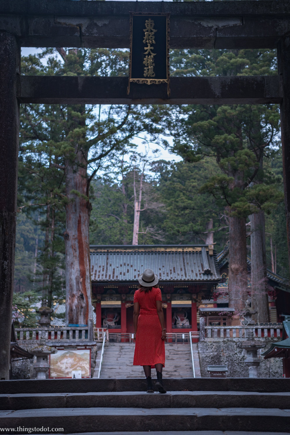 Toshogu Shrine, Nikko, Japan. Image©www.thingstodot.com. Photo: Yuga Kurita.