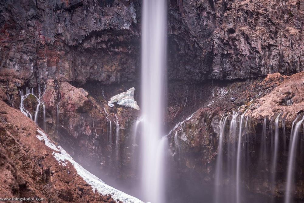 Kegon Falls, Nikko National Park, Nikko, Japan. Image©www.thingstodot.com. Photo: Yuga Kurita.