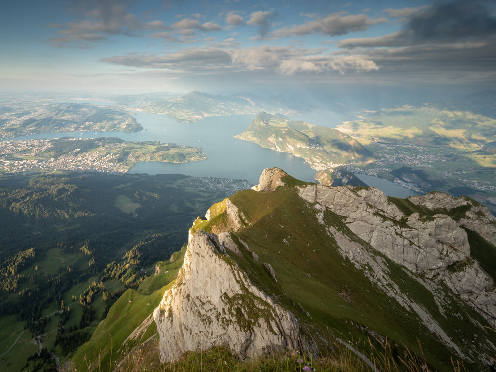 Mount Pilatus, Lucerne, Switzerland. Photo: Fabio Crudele. Image©www.thingstodot.com.