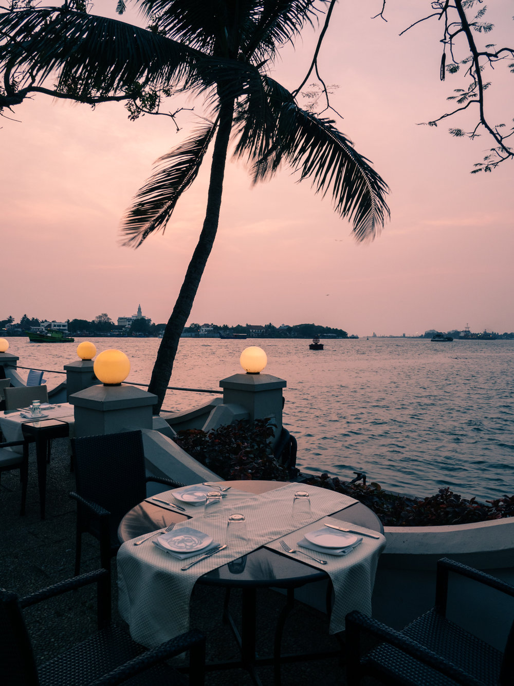 Taj Malabar Resort & Spa, Kochi, Kerala. Photo©www.thingstodot.com.