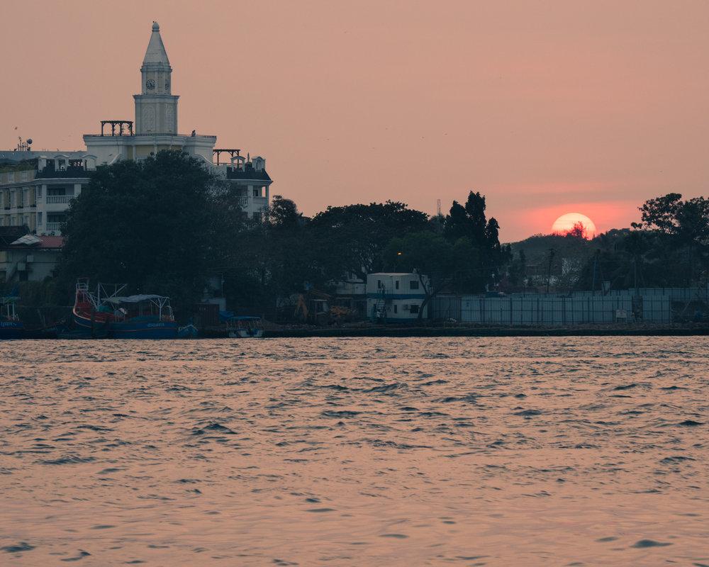 Taj Malabar Resort & Spa, Kochi, Kerala, Backwater Cruise. Photo©www.thingstodot.com.