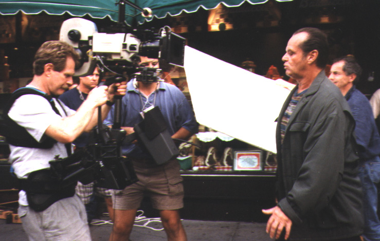 """As Good as It Gets"" shot in front of Balducci's in New York City"