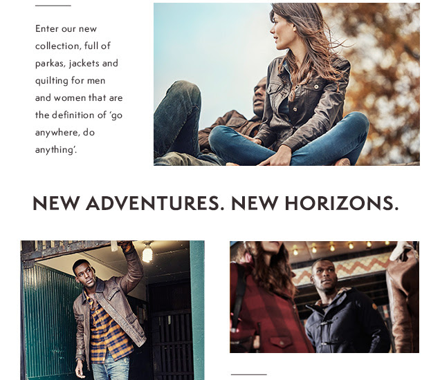 Timberland new season email 2016
