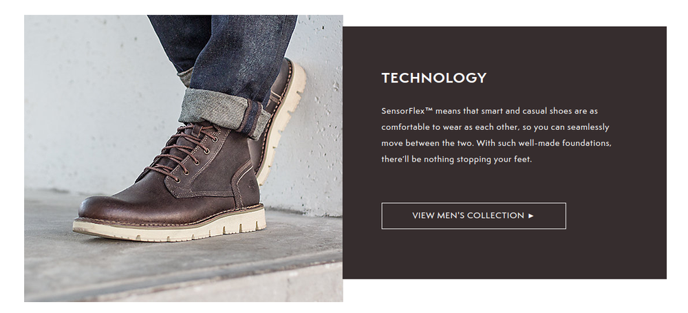 Timberland SensorFlex technology explained