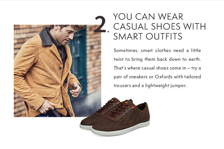 Timberland smart-casual men's customer email