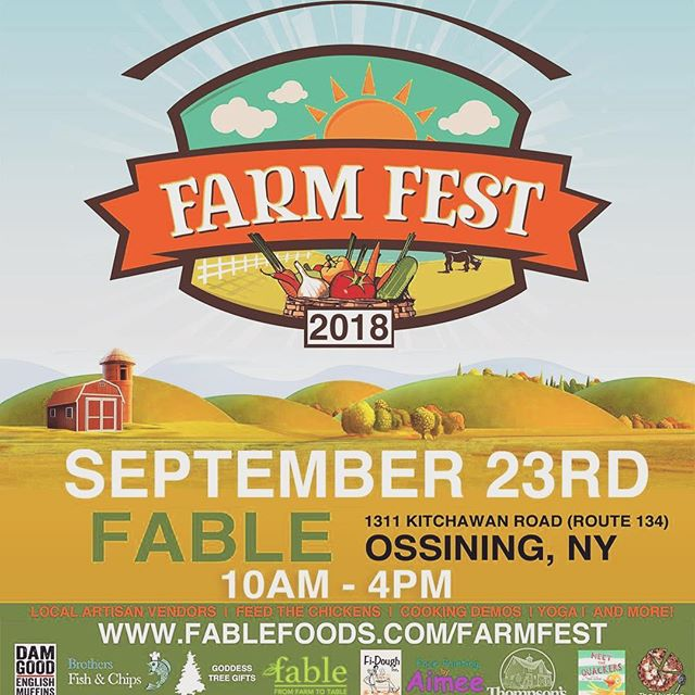 Ol' Darlin' Handcrafted Soaps & Salves will be here. #farm #fallfestival #family #naturalsoap #herbalsalve #ossining #westchestercounty #autumn🍁