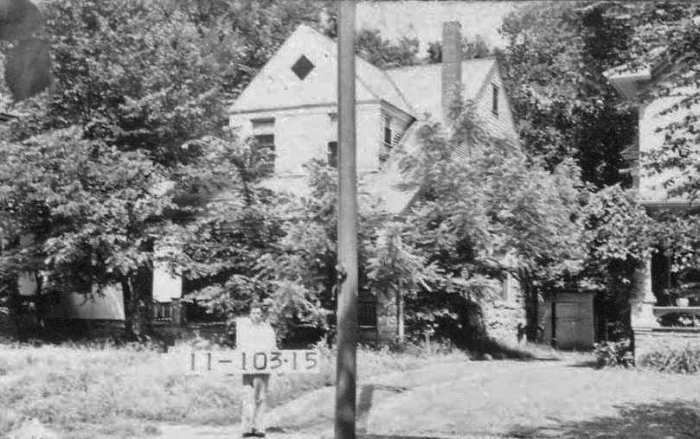 Photo of 3725 Warwick Blvd. taken by Kansas City Tax Assessor in 1940
