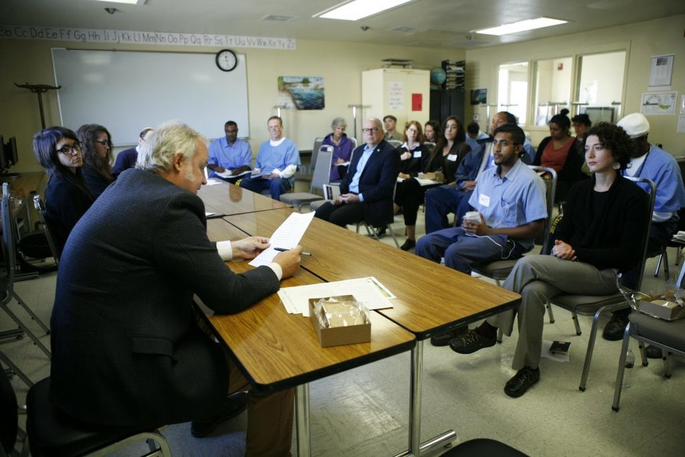 Prison University Project Conference, San Quentin State Prison, October 2018