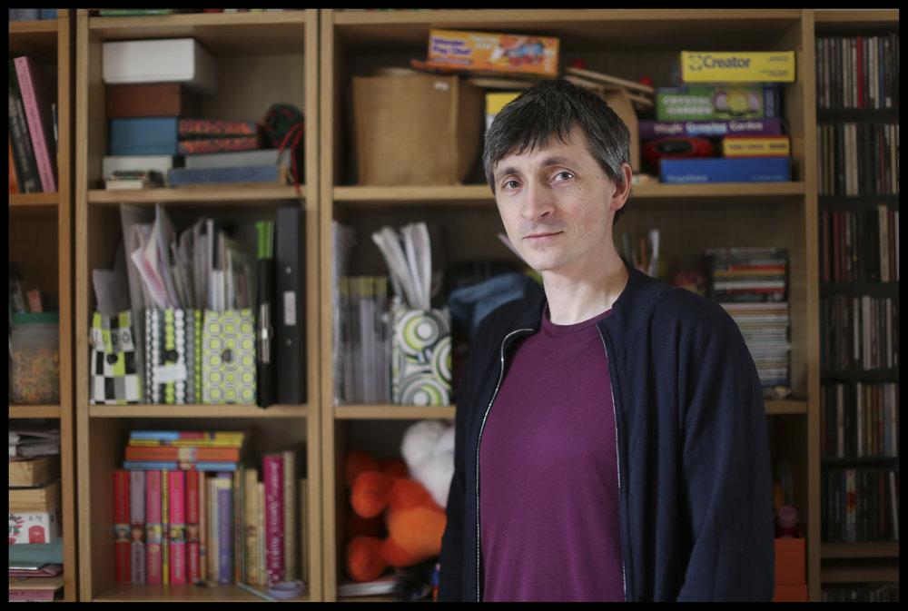 Ludovic Hunter-Tilney