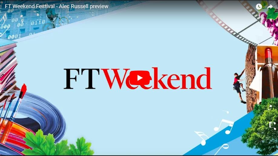 FT Weekend Festival