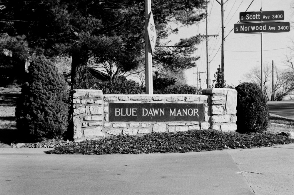 Blue Dawn Manor