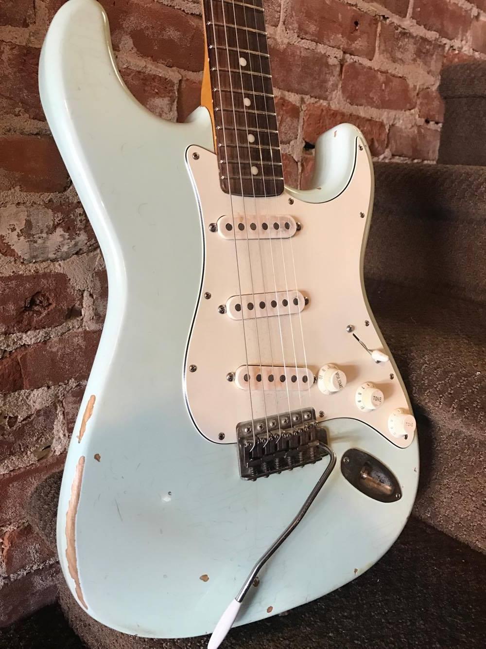 Seuf Stratocaster Relic