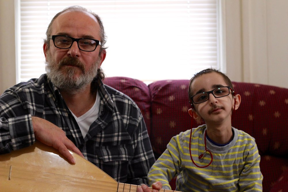 Abdul and Ahmad Aloo