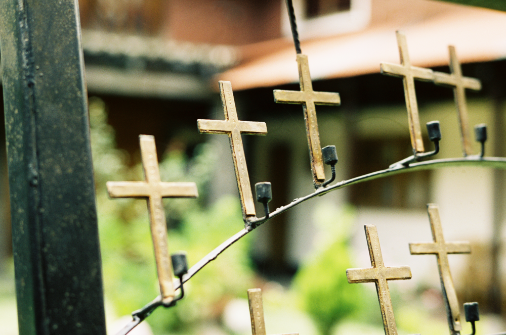 The Quadrangle Crosses of Santiago Atitlan