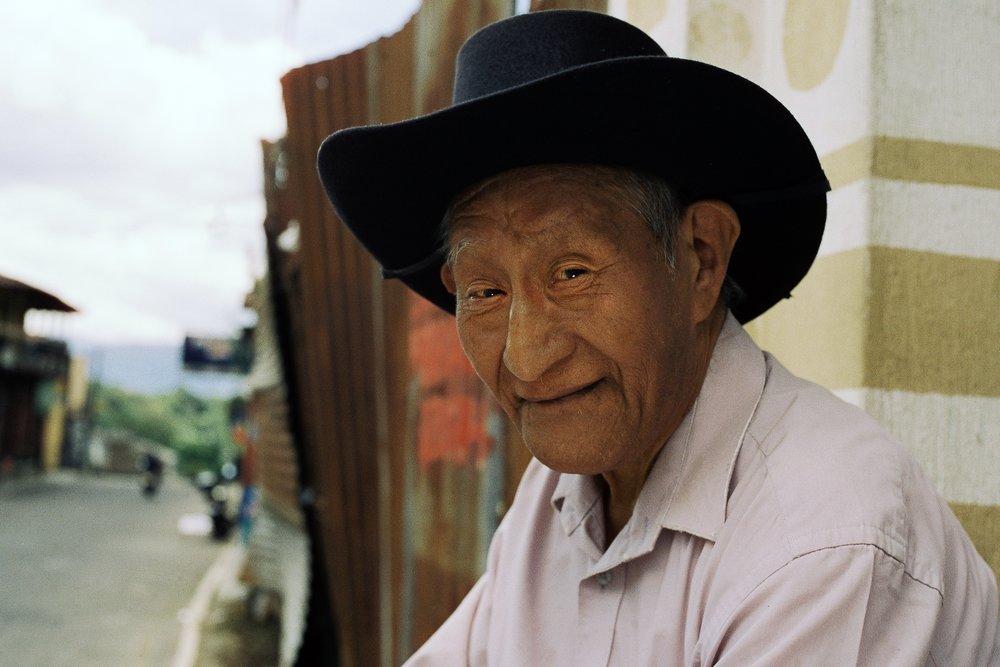 A Gentleman in San Lucas Toliman