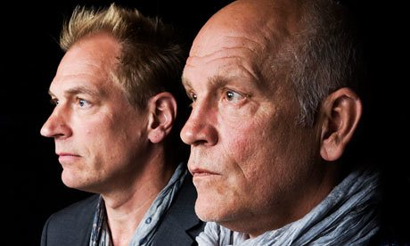 A Celebration of Harold Pinter, directed by John Malkovich feat. Julian Sands