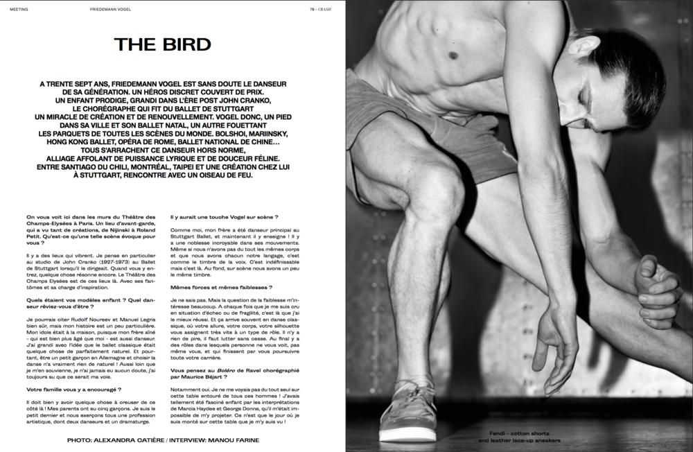 Crash Magazine 80th Edition