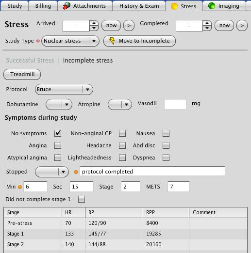 Stress Data