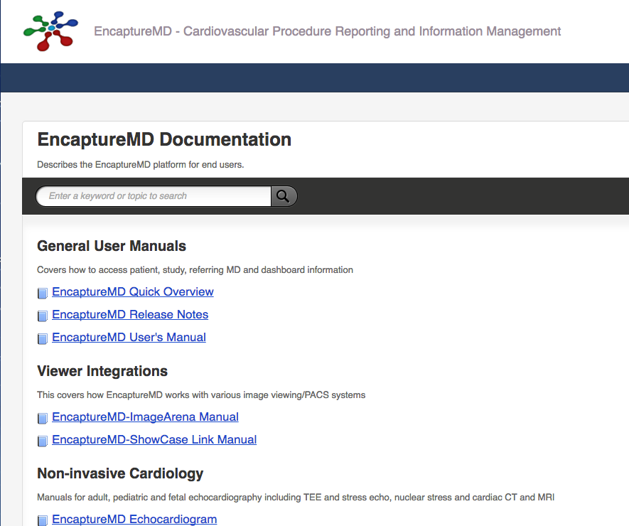 Extensive, online, searchable documentation and frequently asked questions