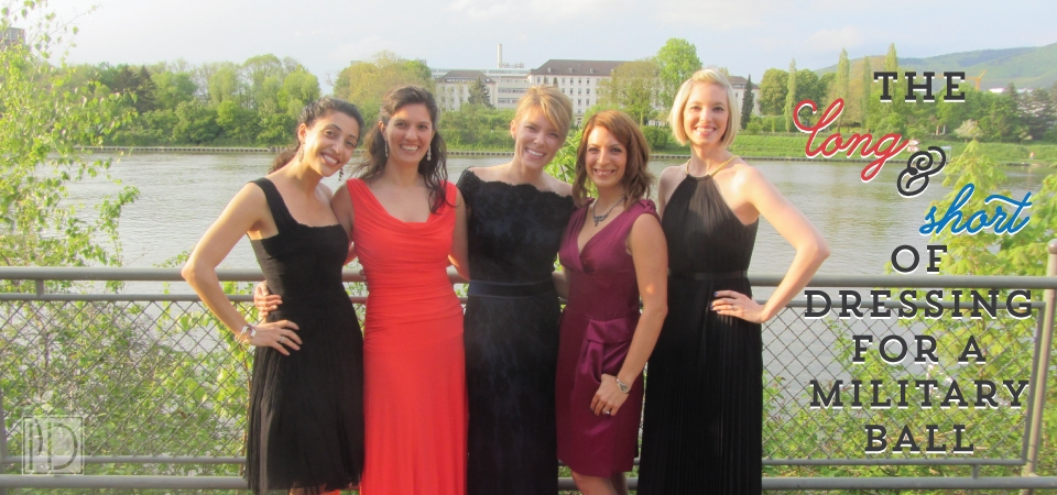 The Long and Short of Dressing for a Military Ball — InDependent