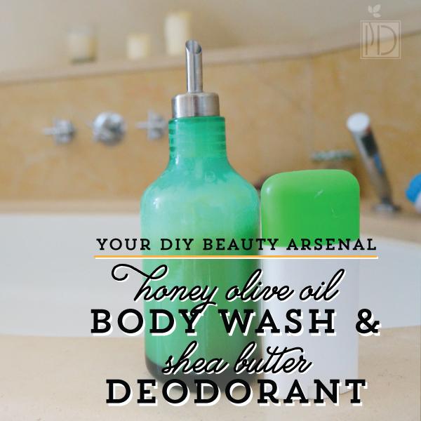 bodywash deodorant pin