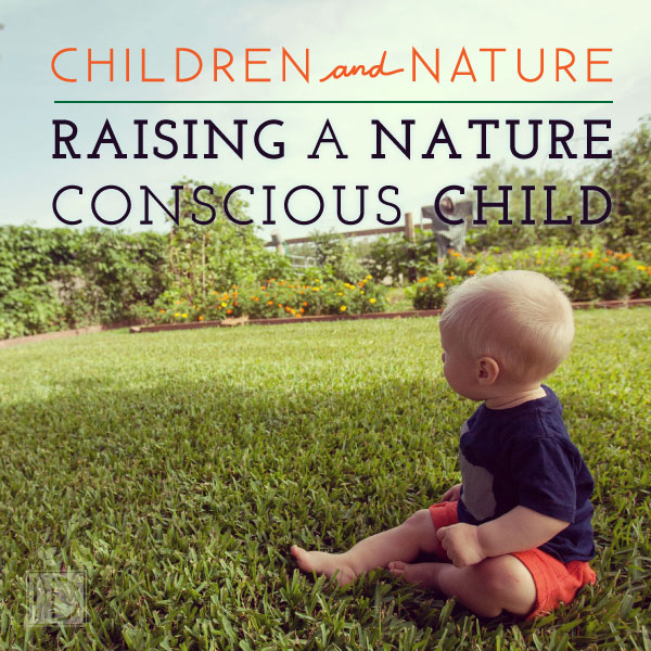 childnature natureconscious pin