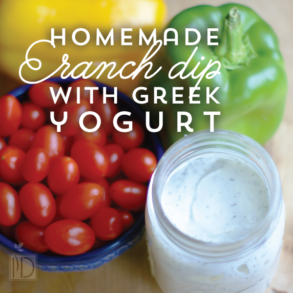 ranch greek pin