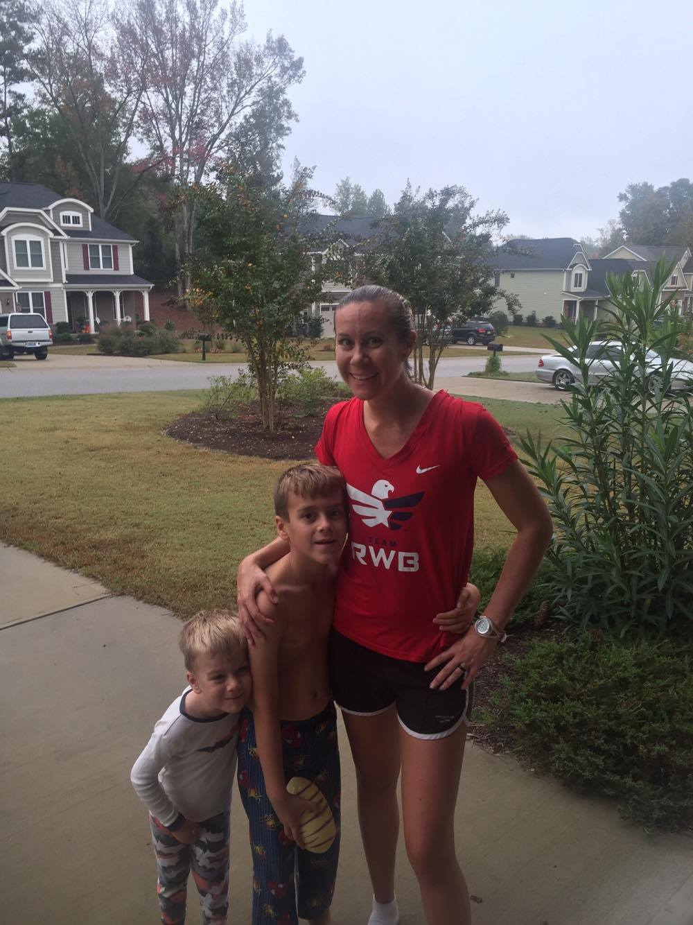 Katie's 100 Mile Race Blog