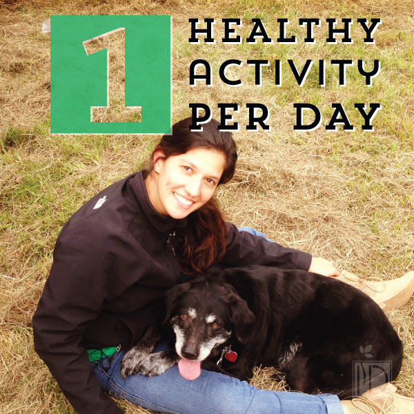 One Healthy Activity a Day
