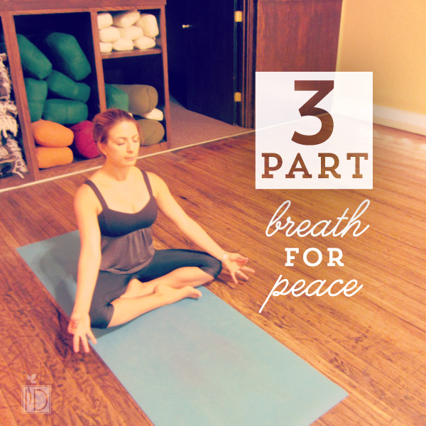 Three-Part Breath for Peace