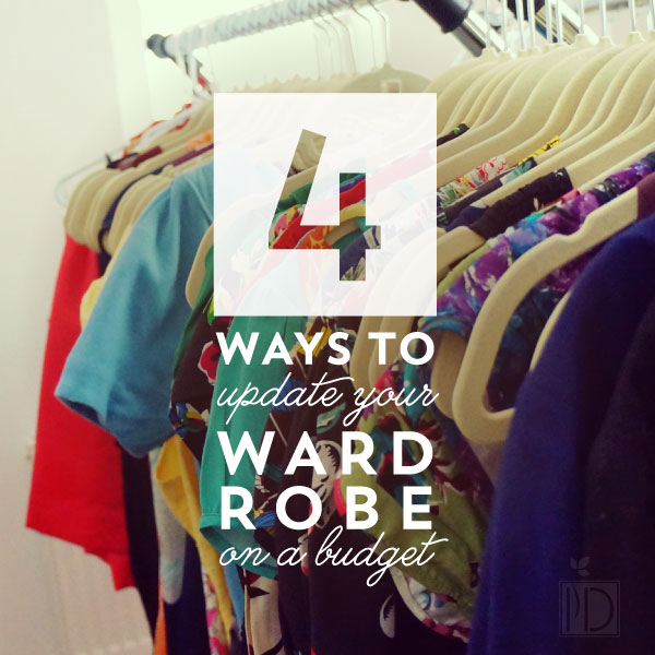Four Tips for Shaking Up Your Wardrobe