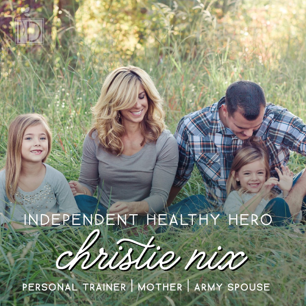 Our Healthy Hero: Christie Nix