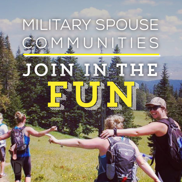 Introducing Military Spouse Communities, Join the Fun!