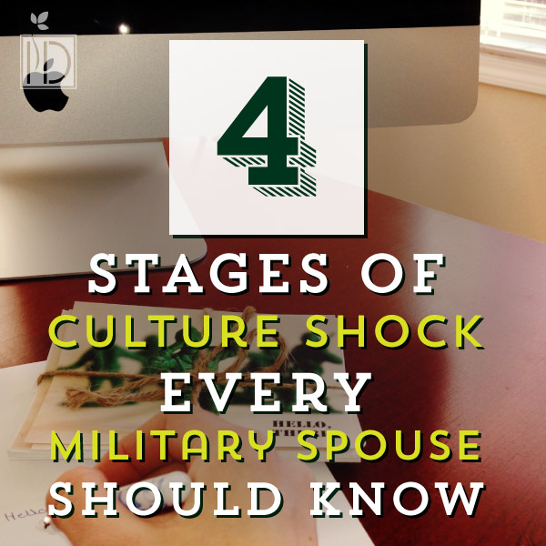 Four Stages of Culture Shock Every Military Spouse Should Know