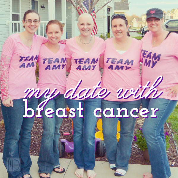 My Date with Breast Cancer