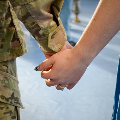 Reasons We Love Being Married to Veterans