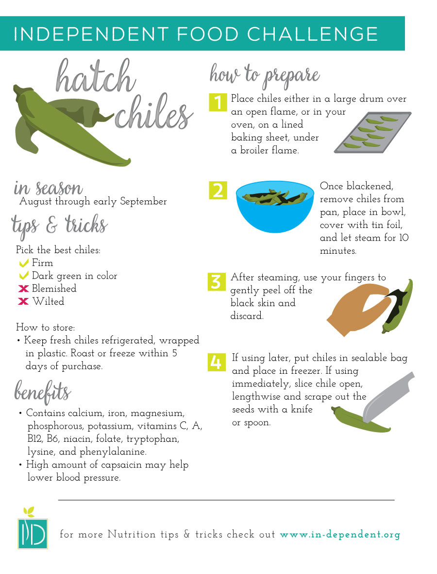 hatch chiles howto